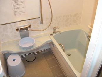 エコポイント制度を利用して浴室を快適リフォーム。