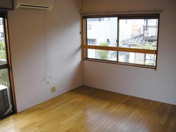 子供部屋をフローリングの洋室に。
