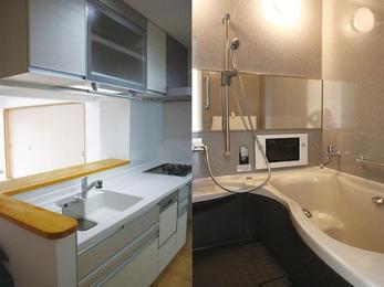 生活空間をコンパクトに改修。築60年近い住宅のリフォーム施行例。