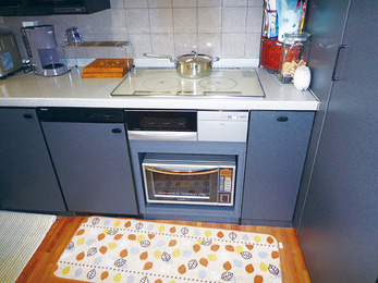 調理時間短縮で楽しいお料理タイムに♪