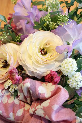 ありがとう。【桜花乃号】Vol.67(2015年3月発行)3&4月号