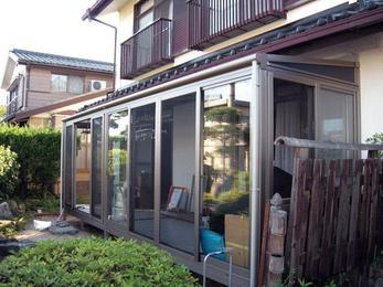 屋根下の活用で1部屋分以上の広々空間が誕生。