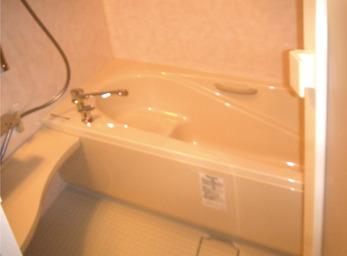 足の悪い家族が入りやすいお風呂に…。
