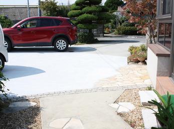 駐車場のお悩み解決! 気持ちよく使えるスペースに。