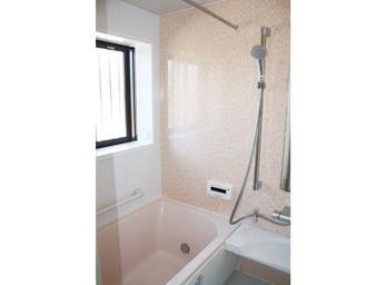 使い勝手の良い浴室へ。想いを実現する空間づくり。