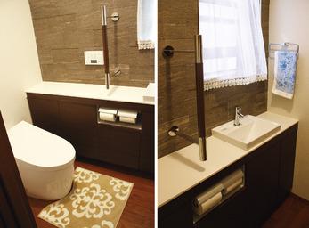調湿性のある壁で、より快適な空間へ。
