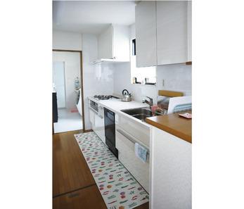 予算を大幅に下回った見積りでキッチン全面改修を可能に!