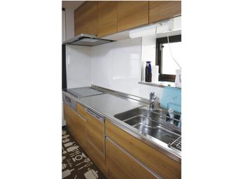 「まずはキッチン」念願の快適空間へ。